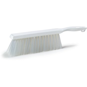 "4048002 - Sparta® Spectrum® Counter/Bench Brush 8"" - White"