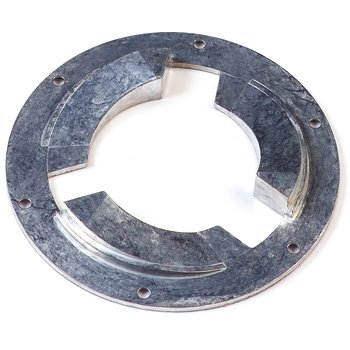 364101C - Clutch Plate Metal - Universal - Silver