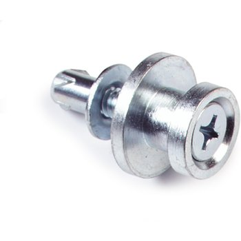 36P42A - Set of 3 Metal Lugs - Stainless Steel