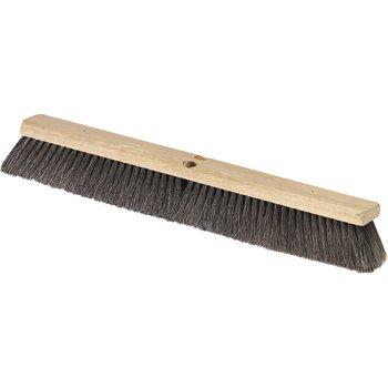 """364343603 - 36"""" 100% Pure Horsehair Sweep 36"""" - Black"""