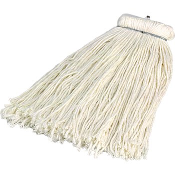 369024R00 - Flo-Pac® Kwik-On™ Screw Top Mop, Rayon #24