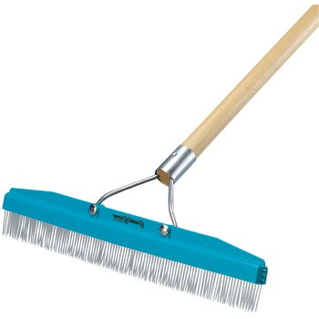 "4575100 - Flo-Pac® Commercial Groomer Carpet Rake 54"" Long x 18"" Wide"
