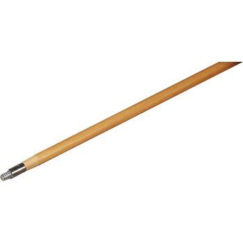 """4526800 - Flo-Pac® Metal Tip Wood Handle 72"""" Long /15/16"""" D"""