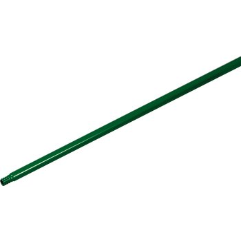 "4525900 - Flo-Pac® Galvanized Steel Handle 60"" Long & 15/16"" Dia - Green"