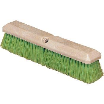 """36121475 - Vehicle Wash Brush With Nylex Bristles 14"""" - Green"""
