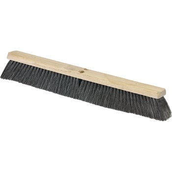 "36202403 - Flo-Pac® Horsehair Blend Sweep w/ Polypropylene Center 24"" - Black"
