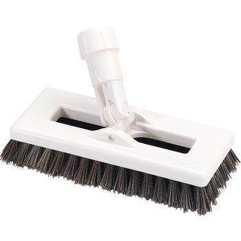 "363883102 - Swivel Scrub® w/Polyester Bristles 8"" - White"