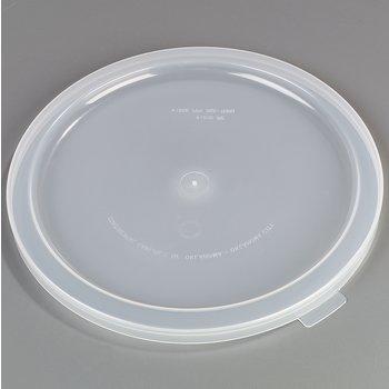 125330 - TrimLine™ Lid for 3 gal & 5 gal Round Dispensers - See Thru
