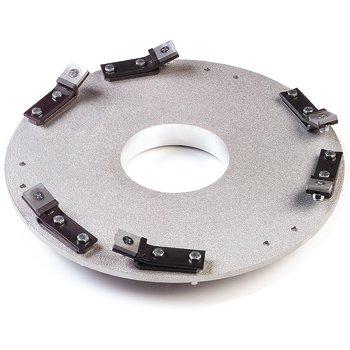 "361500CC - Concrete Floor Scraper 15"" - Stainless Steel"