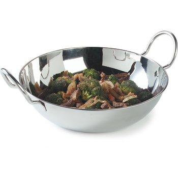 "609097 - Balti Dish 3 qt, 10-1/4"" - Stainless Steel"