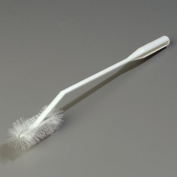 "4041500 - Sparta® Handle Small Neck Brush w/Soft Nylon Bristles 16-1/2"""