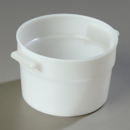 Carlisle Bains Marie Container 2 qt - White 020002