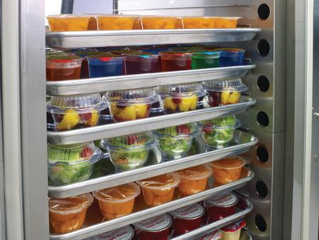 DXIRAC15EF - Air Curtain Refrigerator, 15 Slides Glass Doo 31.50'L ...