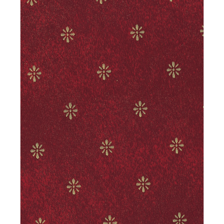 "57195252SM023 - Aster Tablecloth 52"" x 52"" - Maroon"