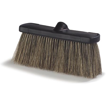 "3637200 - Flow-Through Brush With Super Soft, Long, Fine Boar Bristles 10"""