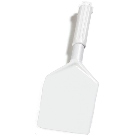 "4035002 - Sparta® Spatula w/Plastic Handle 13-1/2"" - White"