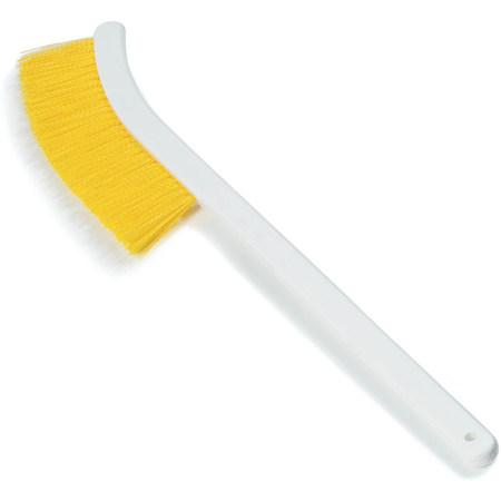 "4119804 - Spectrum® Wand Brush w/ Polyester Bristles 24"" Long - Yellow"