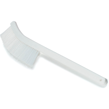 "4119802 - Spectrum® Wand Brush w/ Polyester Bristles 24"" Long - White"