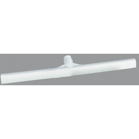 "3656802 - Sparta® Single Blade Squeegee 24"" - White"