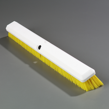 "4189104 - Sparta® Spectrum® Omni Sweep® 24"" - Yellow"