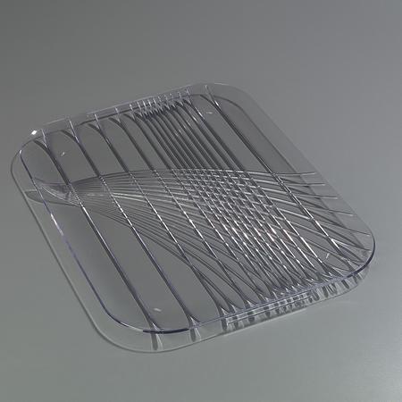 "642607 - Festival Trays™ Handled Tray 22"" x 16"" - Clear"