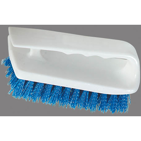 "4002414 - Sparta® Hand Scrub Brush 6"" - Blue"