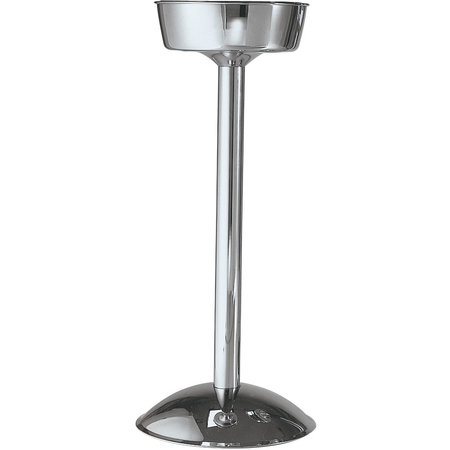 """609146 - Wine Bucket Stand 7-5/8"""" / 24"""" - Stainless Steel"""
