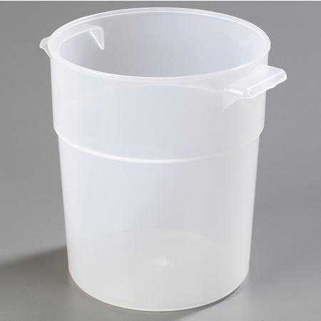 035530 - Bains Marie Container 3.5 qt - Translucent