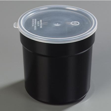 037203 - Supreme™ Crock w/Lid 2.7 qt - Black