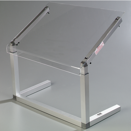 "922407 - Adjustable Single-Sided 24"" - Clear"