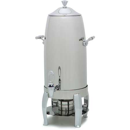 609725 - Aspen Beverage Urn 5 gal - Stainless Steel
