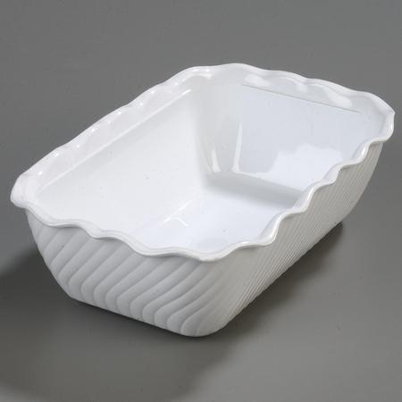 """696302 - Tulip Deli™ 5 lb Crock 10-3/8"""" x 6-3/4"""" - White"""