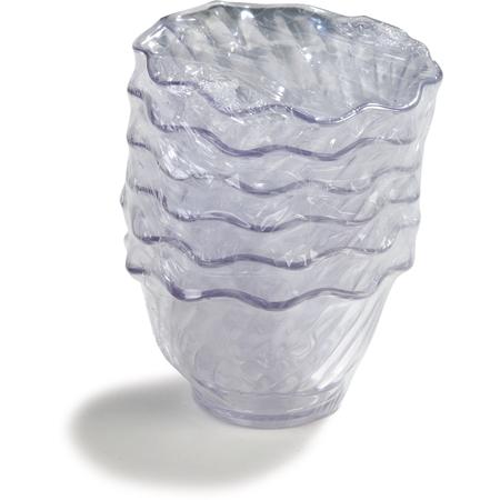 4530-807 - Tulip Dish 5 oz - Cash & Carry (6/st) - Clear
