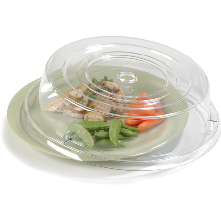 """199307 - Clear Plate Cover 10-3/4 to 11""""  - Clear"""