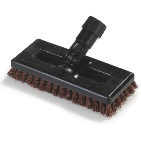 "36531027 - Swivel Scrub® Power Scrub With Nylon Grit Bristles 8"" - Rust"
