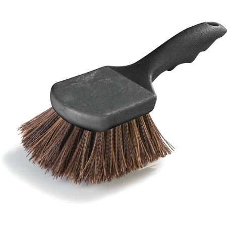 "3650501 - Sparta® Utility Scrub Brush With Polypropylene Bristles 8-1/2"" x 3"" - Brown"