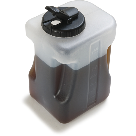 640000 - Container with Black Lid 1 Gal