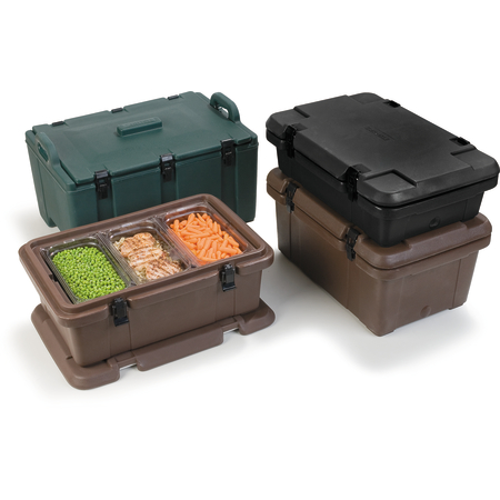 PC140N01 - Cateraide™ Single Pan Carrier 12Qt - Brown