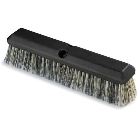 """36123423 - Vehicle Wash Brush 14"""" - Gray"""