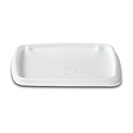 DXHH30 - Retangular Soup Bowl Lid (1000/cs) - Clear