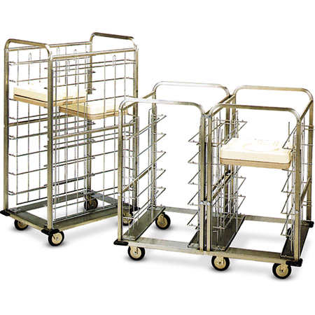 """DXICSU152024 - Suspended Cart Tray 15"""" x 20"""" - Stainless Steel"""