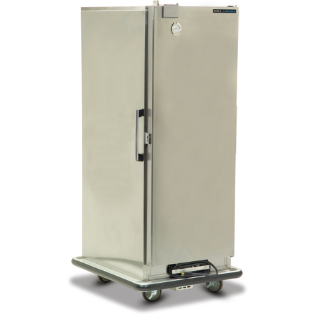 DXHC24 - Heated Cabinet - 12 Slides 16 pan or 32 tray - Stainless Steel