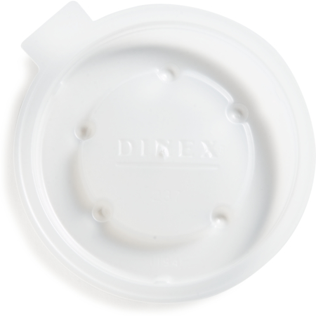DX11948714 - Translucent Lid Fits tumblers DX4GC6 & DX4GC8 (2000/cs) - Translucent