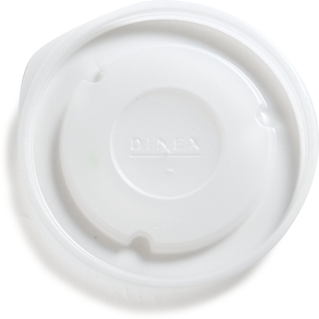 DX11948700 - Classic™ Clear-view Flat Lid (2000/cs) - Clear
