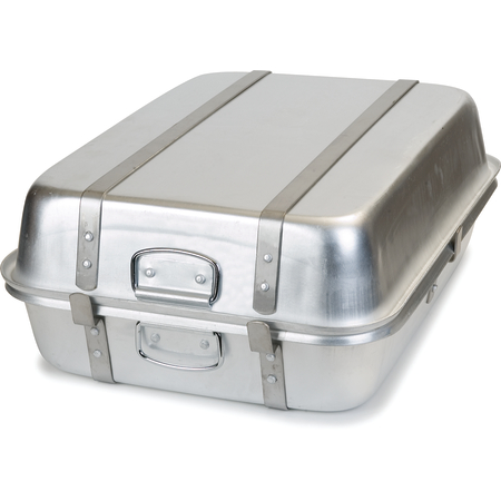 "60346 - Double Roaster 24"" x 18"" x 9"" - Aluminum"
