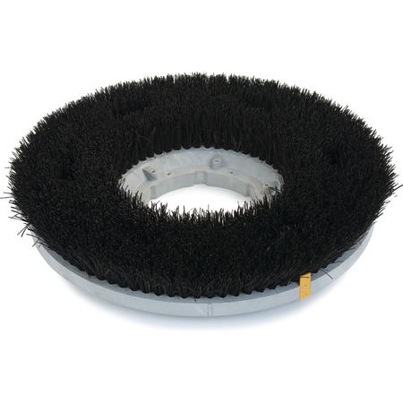 "361700BA-5N - Colortech™ Bassine Scrub Brush 17"" - Black"