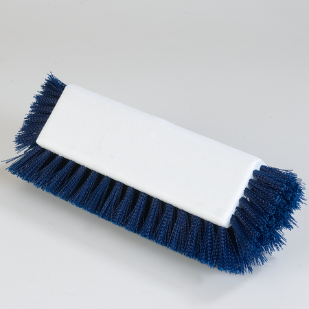 "4042214 - Sparta® Dual Surface Polypropylene Floor Scrub With Side Bristles 12"" - Blue"