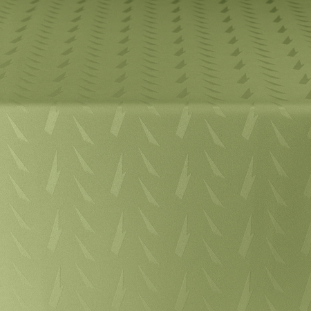 "53935252SM147 - SoftWeave™ Aspen Damask Tablecloth 52"" x 52"" - Sage"