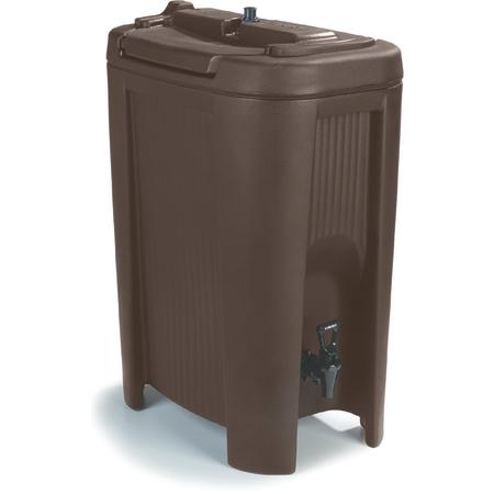 XB501 - Slide 'N Seal™ Slide 'N Seal™ Beverage Dispenser 5 gal - Brown