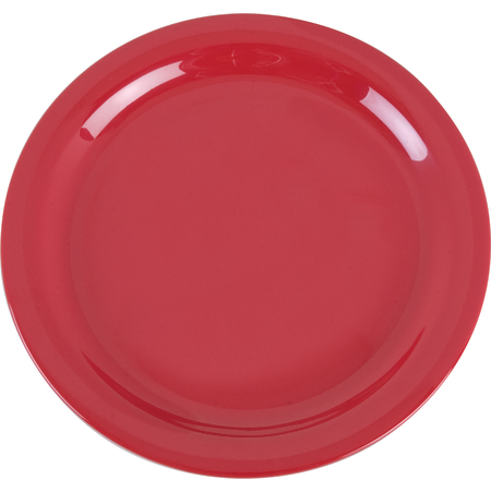 "4385205 - Dayton™ Melamine Dinner Plate 9"" - Red"